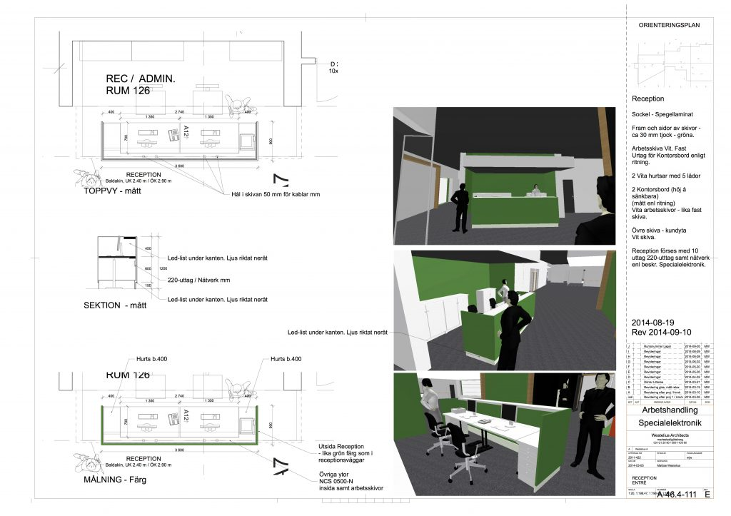 A-46.4-111 Reception _ Layout
